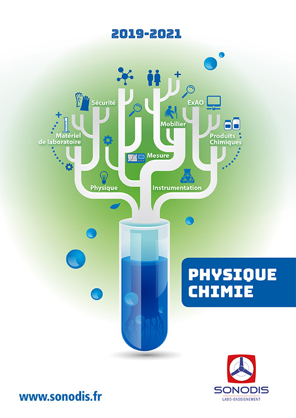 Catalogue Physique/Chimie 2019-2021