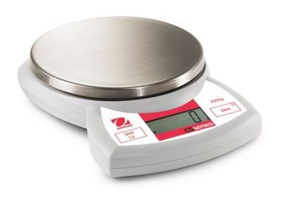 BALANCE PORTABLE OHAUS CS2000 2000G/1G // DISPO : 25