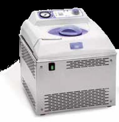 AUTOCLAVE VERTICAL DE TABLE 7L