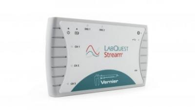 INTERFACE LABQUEST STREAM (BLUETOOTH ET USB)