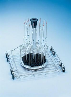 CHARIOT A INJECTION POUR PIPETTES E406