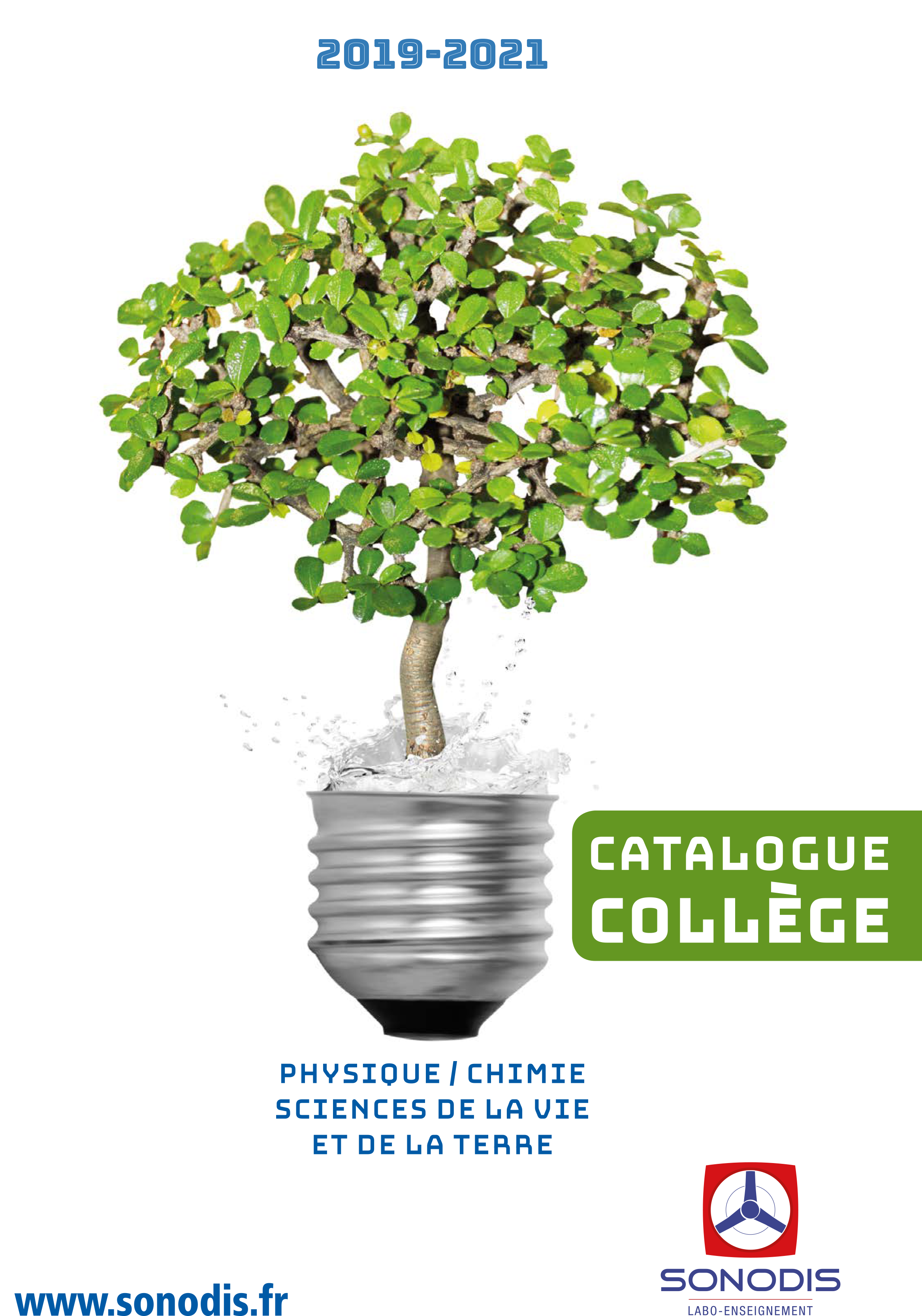 Catalogue College Rentree 2019-2021